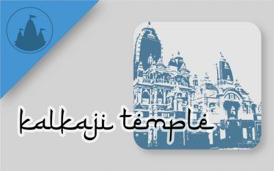 kalkaji temple