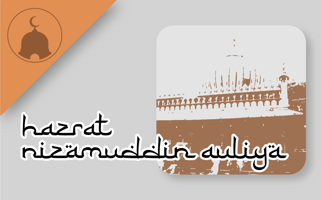 dargah of hazrat nizamuddin auliya